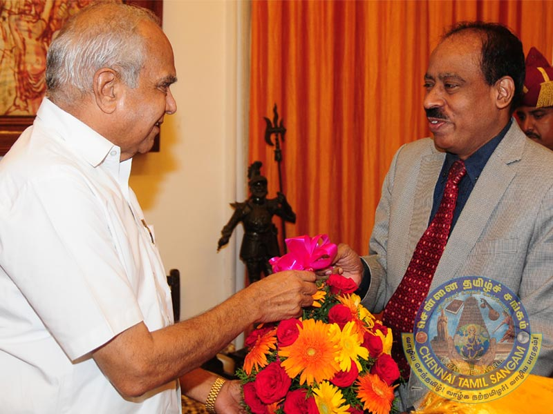 Banwarilal Purohit,Governor of tamil nadu,chennai tamil sangam,tamil sangam,Banwarilal Purohit governor,Banwarilal Purohit tamil,tamil sangam photos